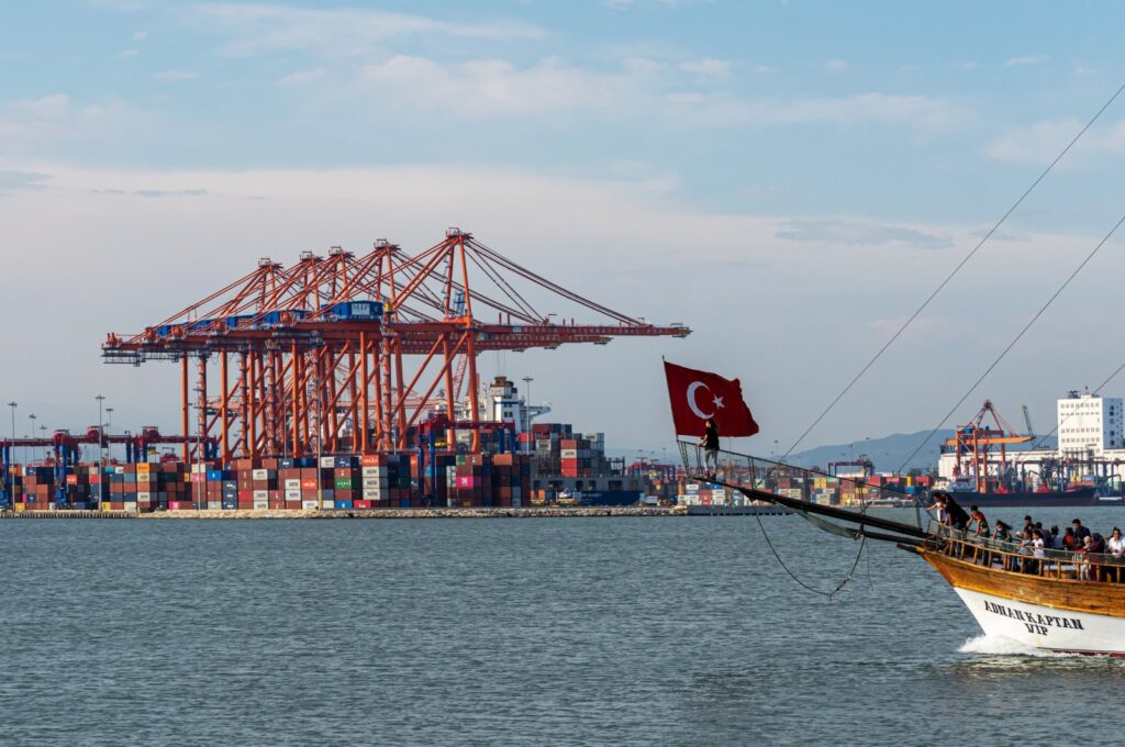 Turkey's exports hit all-time monthly high for 3rd straight month