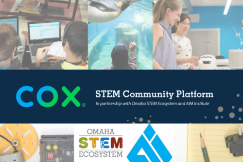 With support of local business and tech leaders, new website aims to encourage interest and participation in STEM